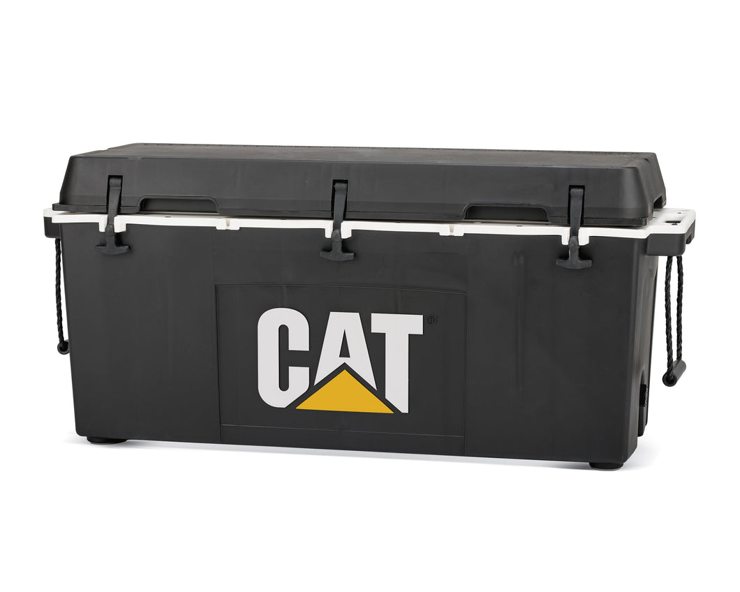 88 Quart Cooler Black - Catcoolers