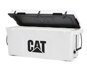 88 Quart Cooler White