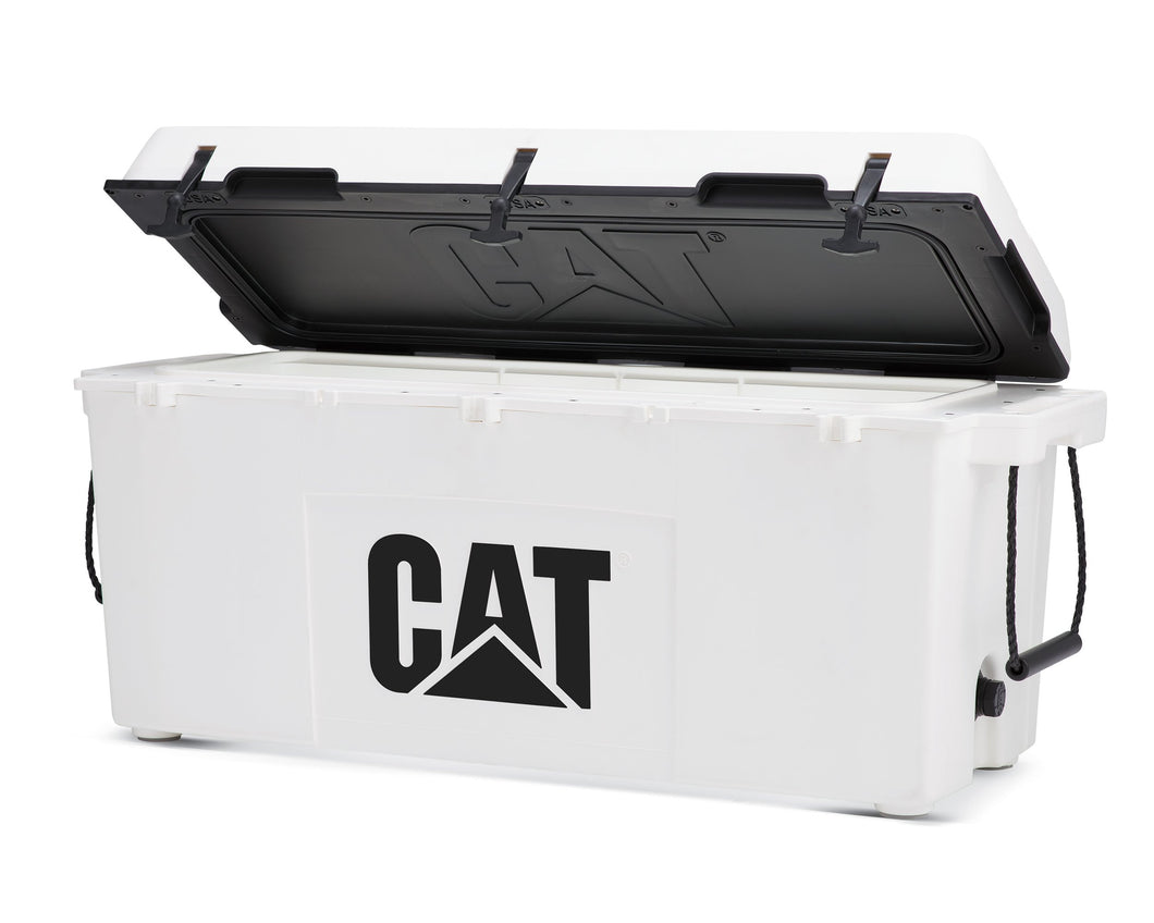 88 Quart Cooler White - Catcoolers
