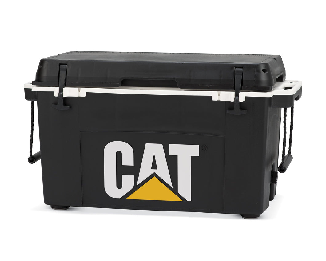 55 Quart Cooler Black - Catcoolers