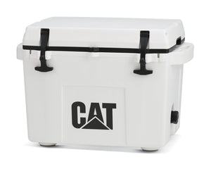 27 Quart Cooler White - Catcoolers