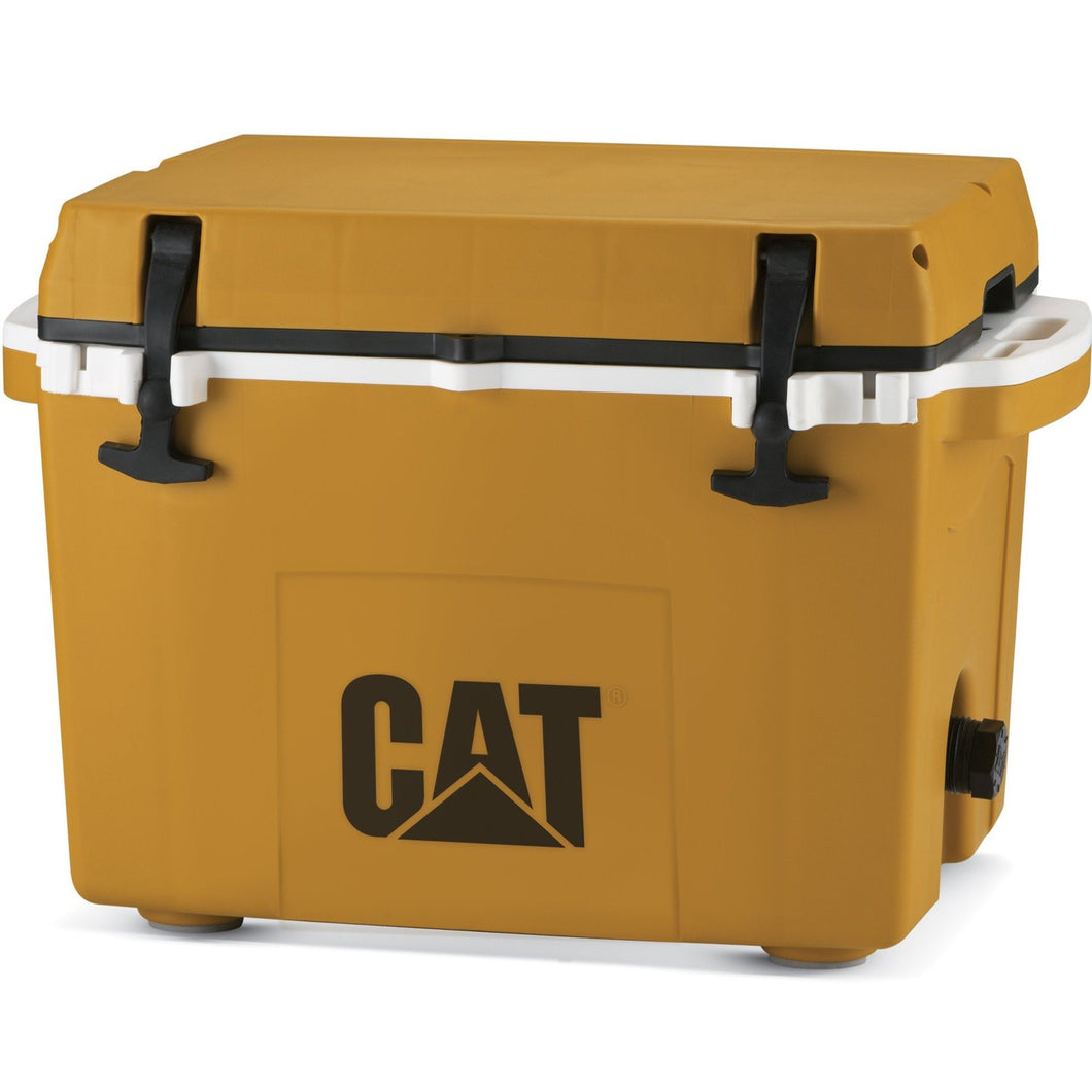 27 Quart Cooler Yellow - Catcoolers