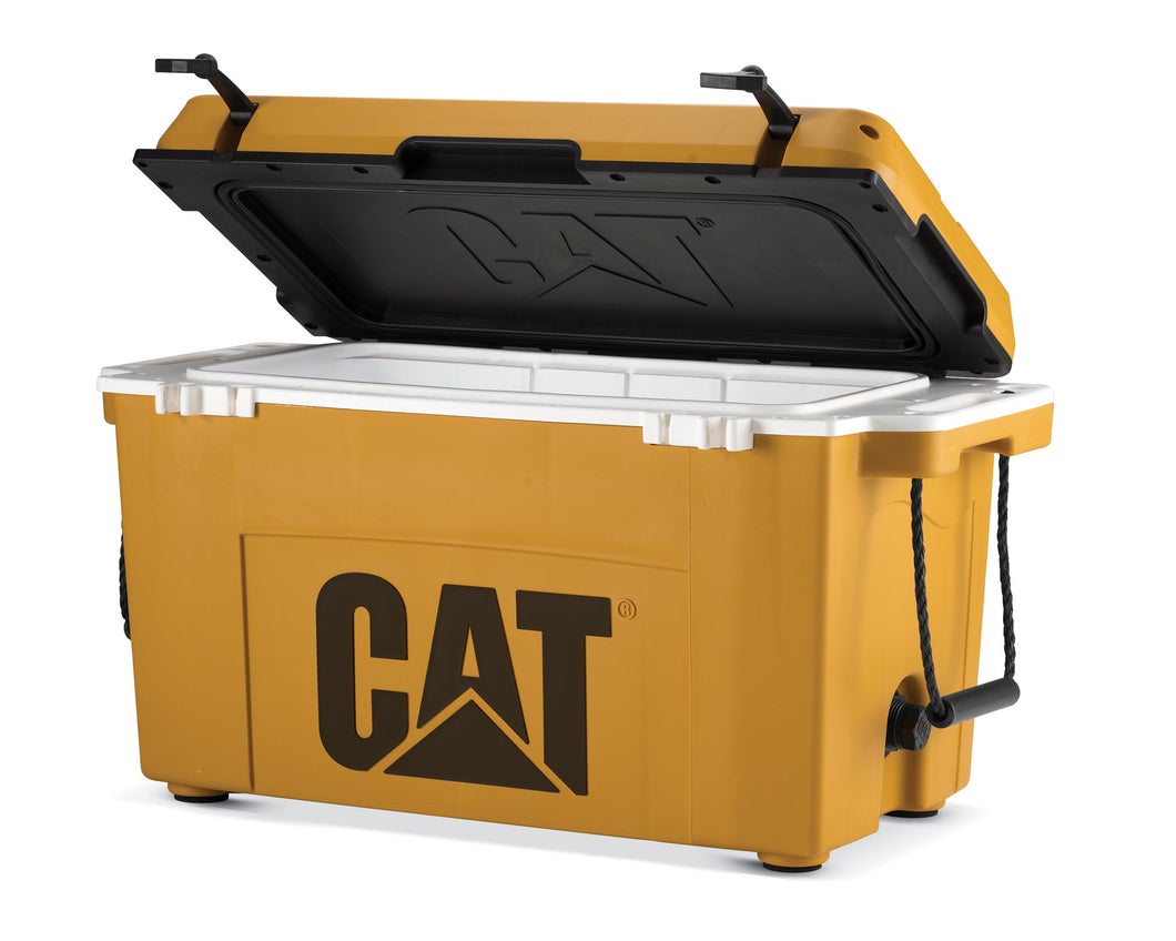 55 Quart Cooler Yellow - Catcoolers