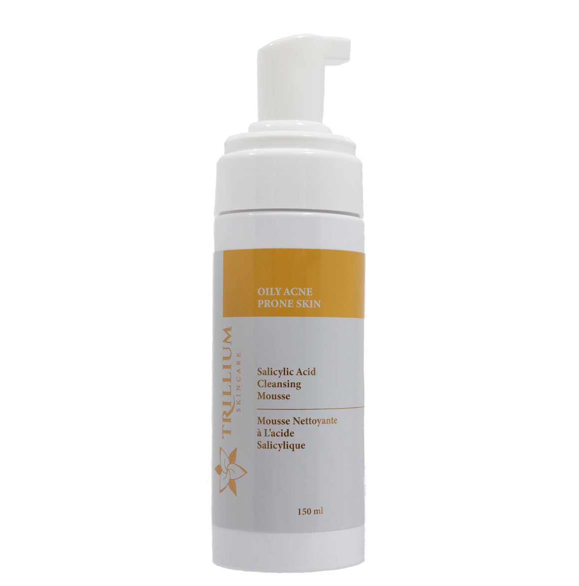 SALICYLIC ACID CLEANSING MOUSSE (150ml)