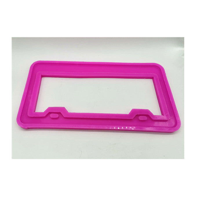 License Plate Cover Mold