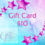 Gift Cards $10, $25, $50, $100