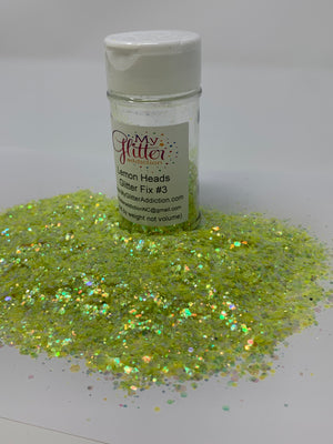 Lemon Head #217 Glitter Fix #3