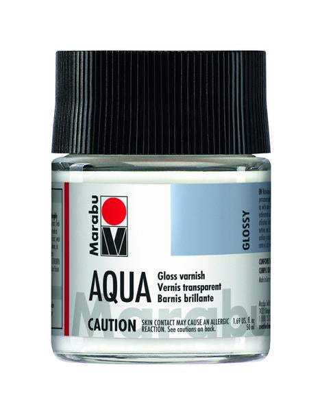 Marabu Aqua Gloss Varnish