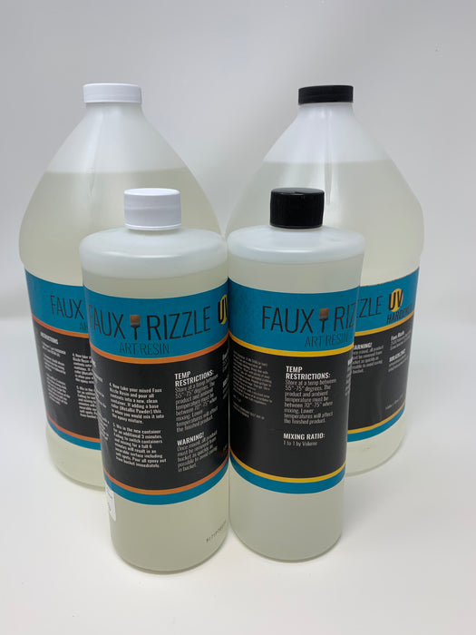 Faux Rizzle Epoxy