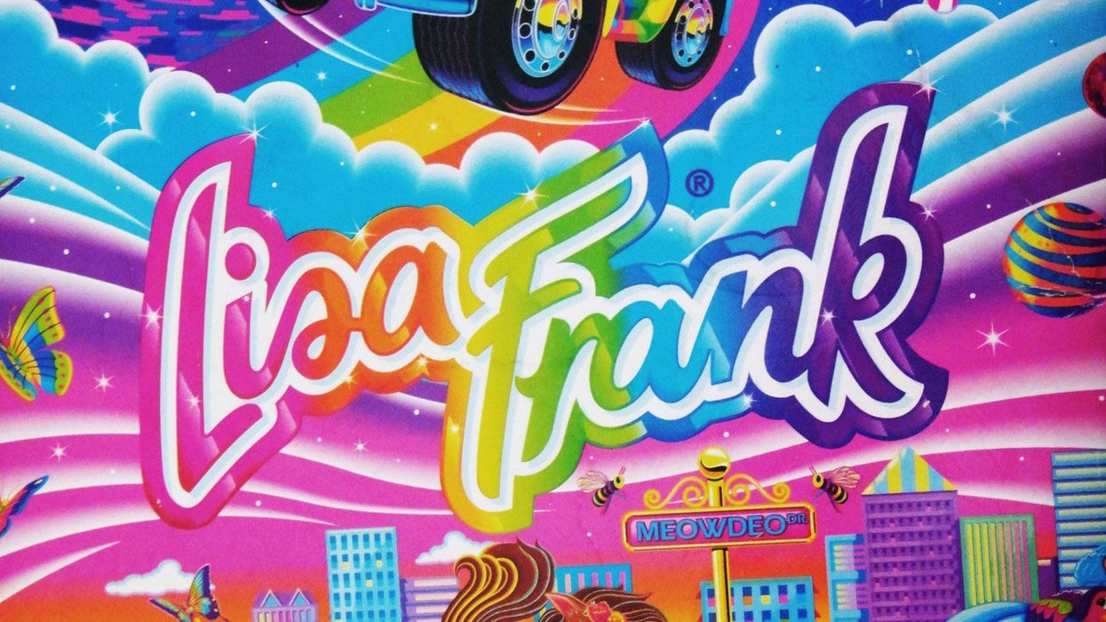 Lisa Frank Package