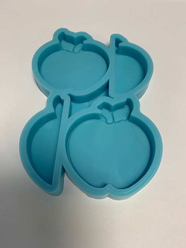 Apple Straw Topper Mold #12