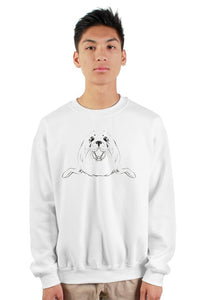 Realistic Satou-kun (砂糖くん) Sweatshirt t shirt design, unique clothing, unique t shirts for guys, unique t shirts womens