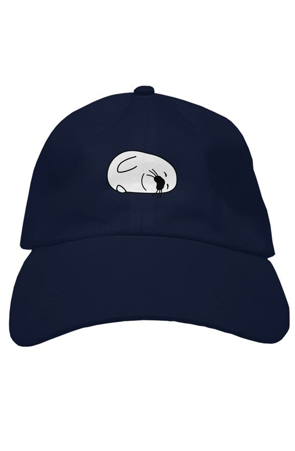 Satou-kun (砂糖くん) asleep Dad Hat, hats for men, womens hats