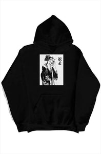 Hannya (般若) Unique Graphic Hoodie For Boys, Hoodies For Girls