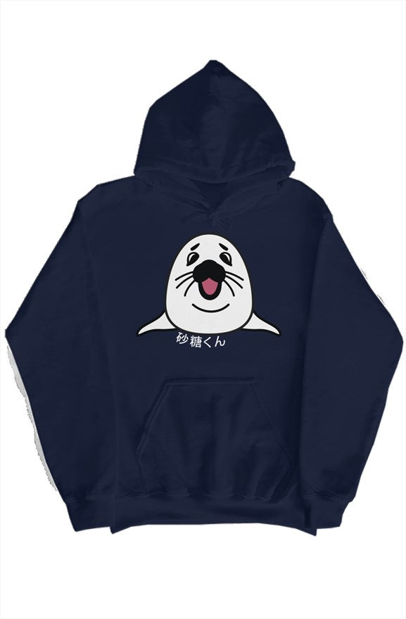 Satou-kun (砂糖くん) The Seal Unique Graphic Hoodie For Boys, Hoodies For Girls