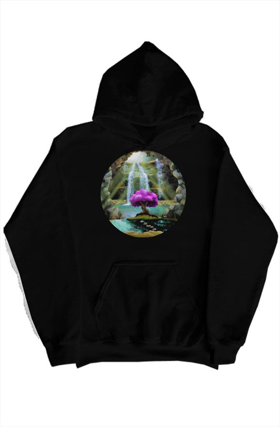 """Perseverance"" Unique Graphic Hoodie"