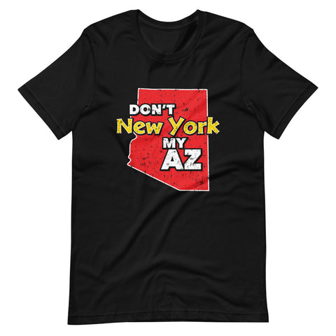 Don't New York My AZ