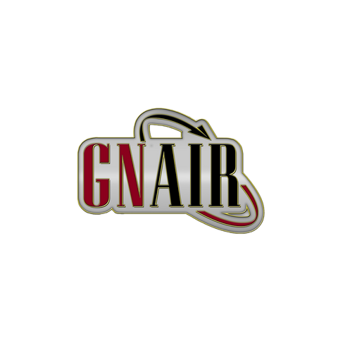 GNAir Logo Pin