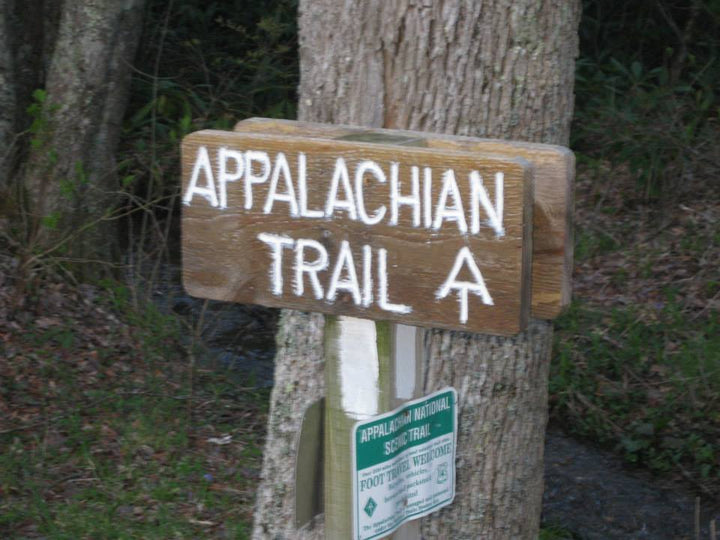 Finding the Appalachian Trail