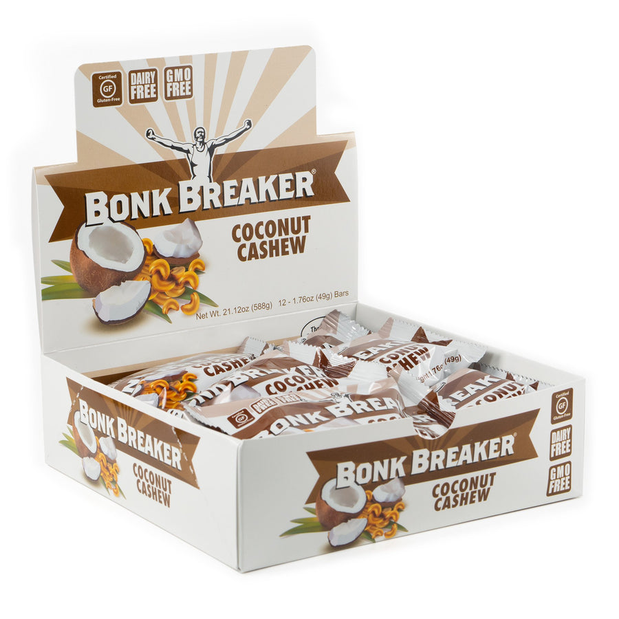 Bonk Breaker Coconut Cashew Bar