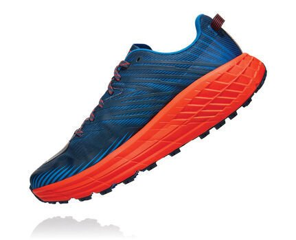 Men's Hoka Speedgoat 4 Trail Running Shoe