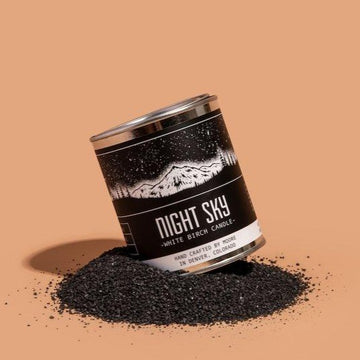 Moore Collection The Night Sky Candle - Pint
