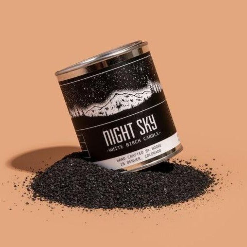 Moore Collection The Night Sky Candle