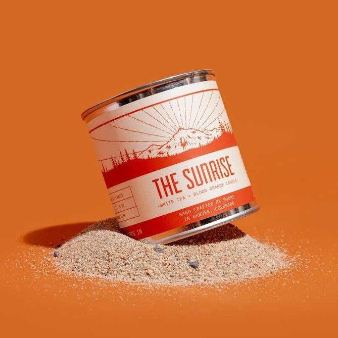 Moore Collection The Sunrise Candle