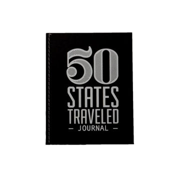 Moore Collection 50 States Traveled Book