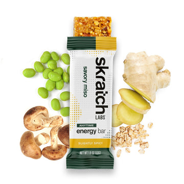 Skratch Labs Anytime Savory Miso Bar