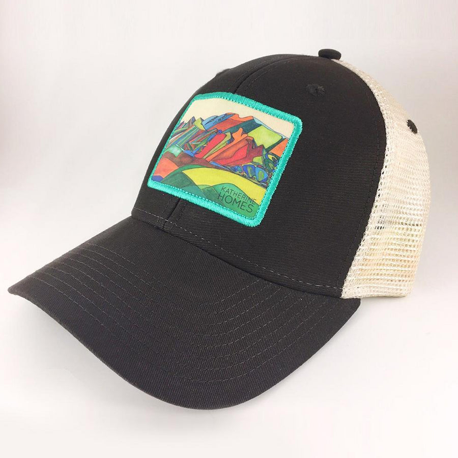 Katherine Homes Boulder Flatirons Baseball Hat