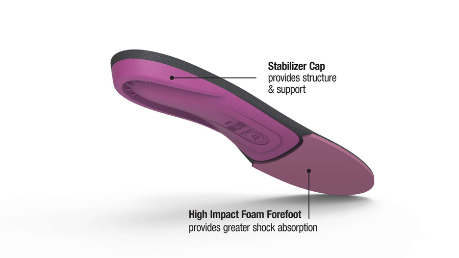 Women's Superfeet Berry Insole