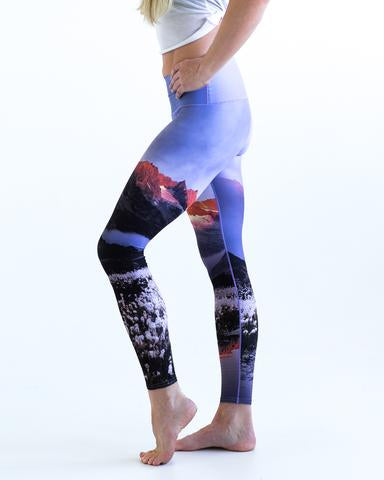 Women's Colorado Threads Majestic Yoga Tights