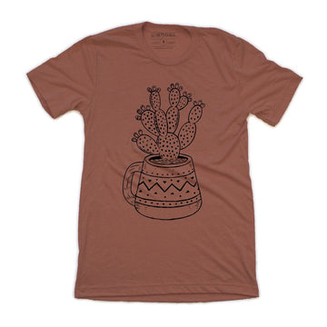 Moore Collection Western Cup Tee