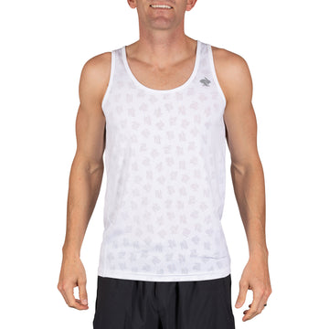 Men's rabbit Welcome to the Gun Show Tank