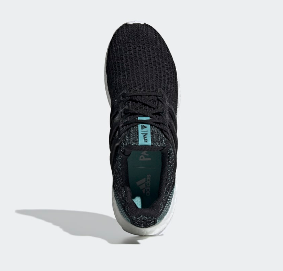 Men's Adidas Ultraboost Parley Running Shoes