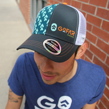 BOCO Gear Technical Trucker Go Far Hat