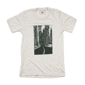Moore Collection Redwoods Tee