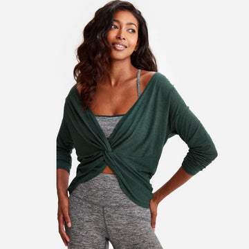 Women's Lolë Assent Modal Long Sleeve Top
