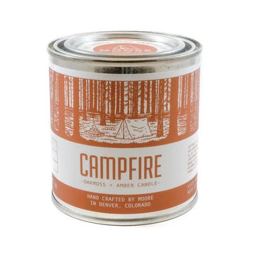 Moore Collection Campfire Candle