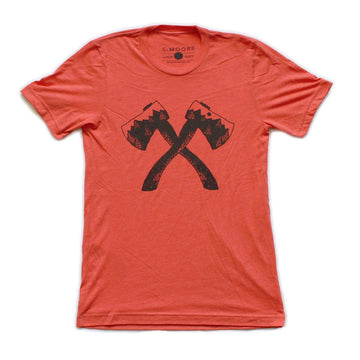 Moore Collection Axe Tee