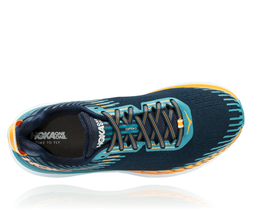 Men's Hoka Clifton 5 Running Shoe