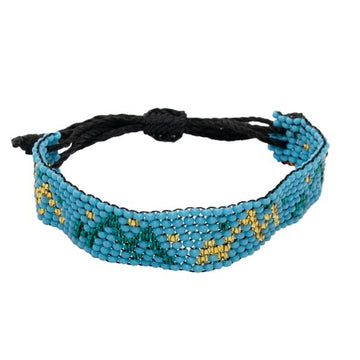 ArtiKen No Mountain High Enough String Bracelet