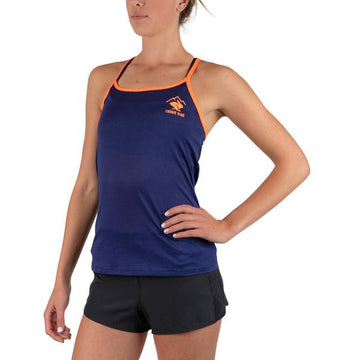 Women's rabbit Trail Criss Cross Tank