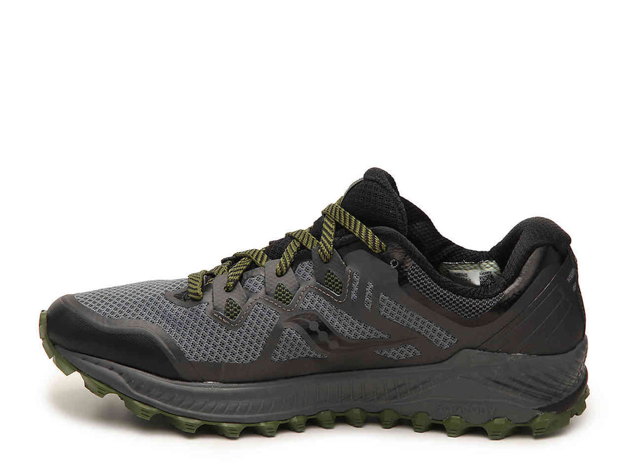Men's Saucony Peregrine 8 Trail Running Shoe