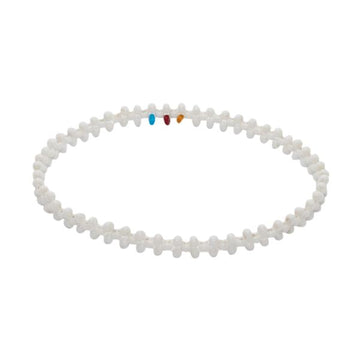 ArtiKen Snow White Thin Bracelet