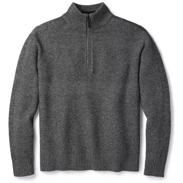 Men's Smartwool Ripple Ridge Half Zip Sweater