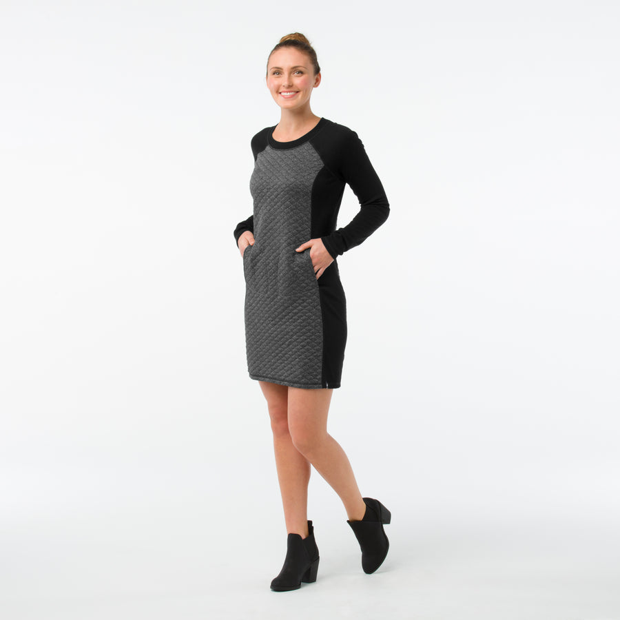 Women's Smartwool Diamond Peak Quilted Dress