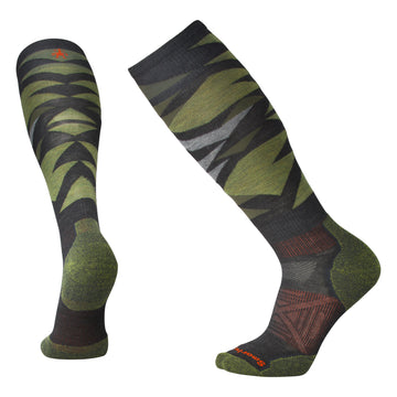 Men's Smartwool PhD® Ski Light Pattern Sock