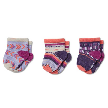Smartwool Baby Bootie Batch Sock Pack